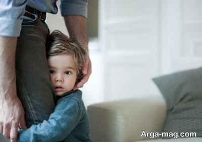 مقابله با گوشه گیری کودک