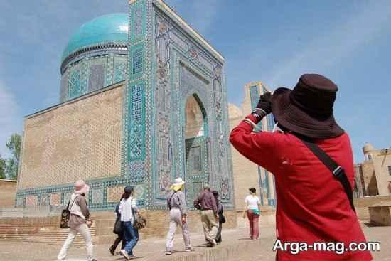 معماری تاریخی ازبکستان