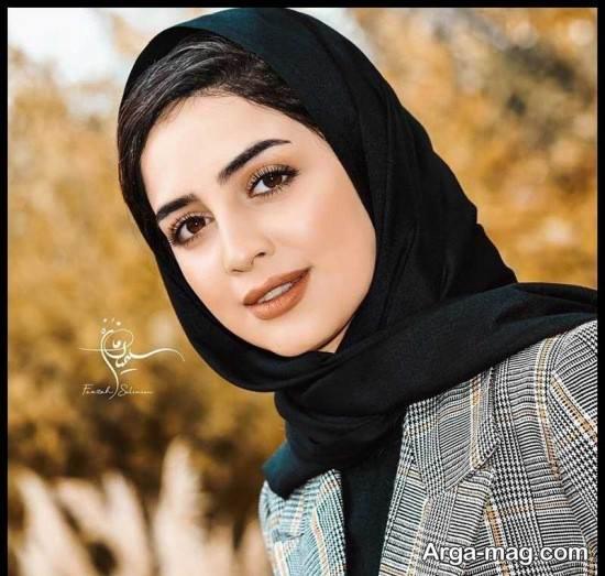 """عکس های زهره نعیمی بازیگر سریال """"هم بازی"""""""
