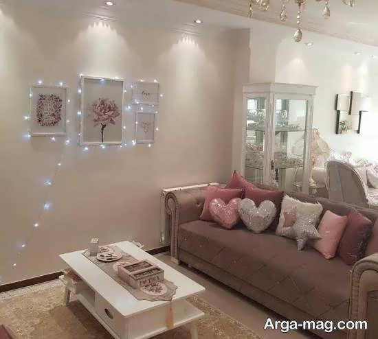 ایده هایی زیبا و متنوع از تزیینات جهیزیه عروس ۱۴۰۰