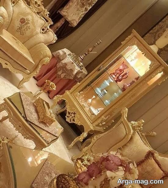 انواع نمونه های جالب تزیین جهیزیه عروس ۱۴۰۰