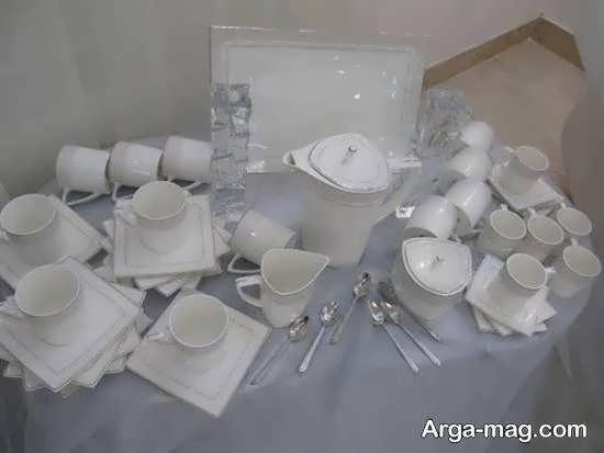 انواع الگوهای زیبای تزیین جهیزیه عروس ۱۴۰۰