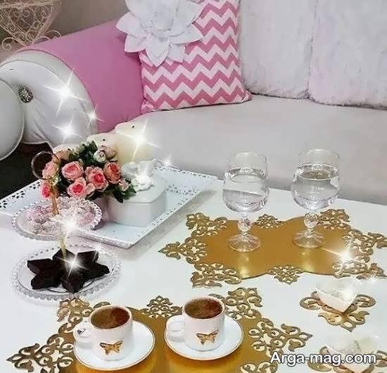 تزیین جهیزیه عروس ۱۴۰۰ برای عروس خانم های سخت پسند