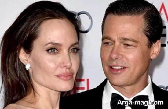 ماجرای هزینه های بالای طلاق آنجلینا و برد پیت