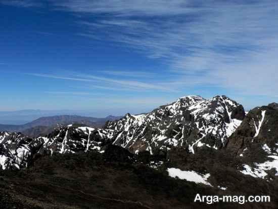 ارتفاعات الجزایر