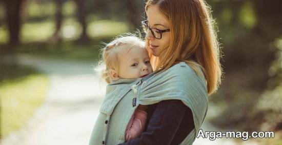 تصاویر زیبا از آغوشی نوزاد
