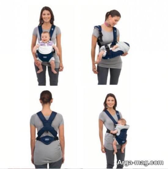 آغوشی نوزاد بسیار مناسب