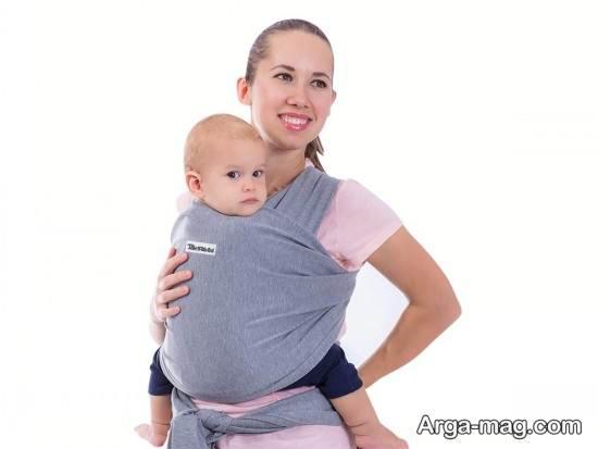 انواع متنوع آغوشی نوزاد