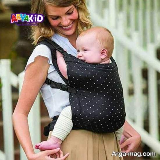 انواع جددی آغوشی نوزاد