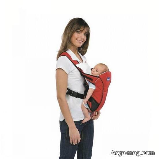 نمونه آغوشی نوزاد