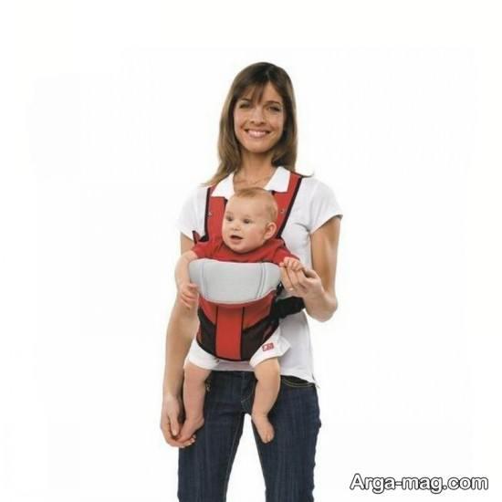 انواع زیبا مدل آغاوشی برای نوزادان