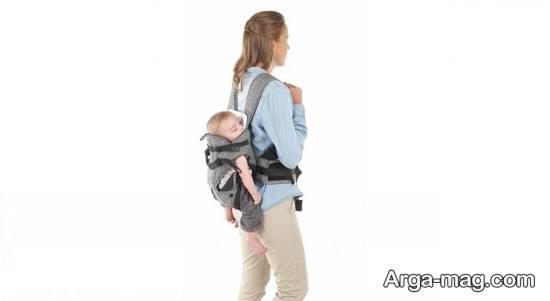 نمونه های خاص آغوشی نوزاد