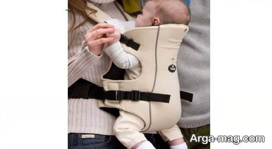 نمونه های متنوع و متفاوت از آغوشی نوزاد