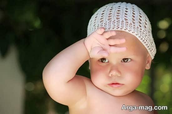 روش های رفع عرق سوختگی نوزاد