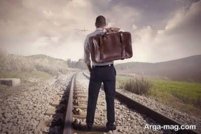 متن احساسی برای بدرقه مسافر