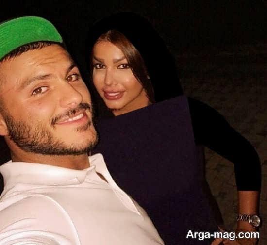 بیوگرافی آرمین زارعی و همسرش