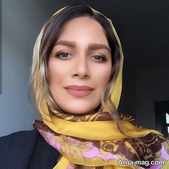 بیوگرافی آسیه اسدزاده بازیگر ایرانی
