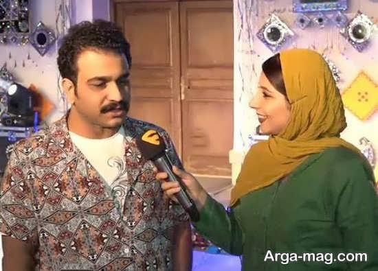 بیوگرافی جواد خواجوی و همسرش