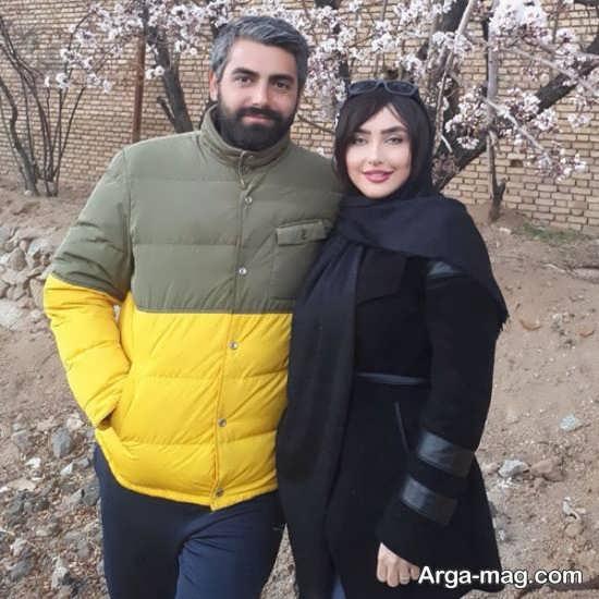 زندگینامه محمدرضا رهبری و همسرش