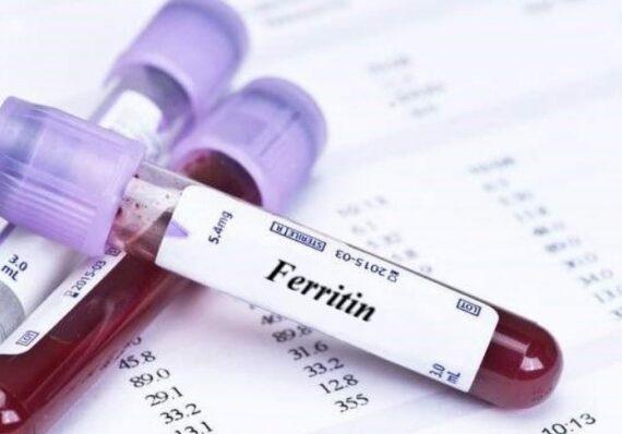دلایل کمبود فریتین خون