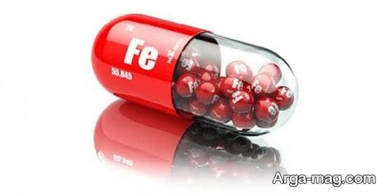راهکارهای رفع کاهش فریتین خون