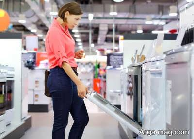 روش خریداری ماشین ظرفشویی