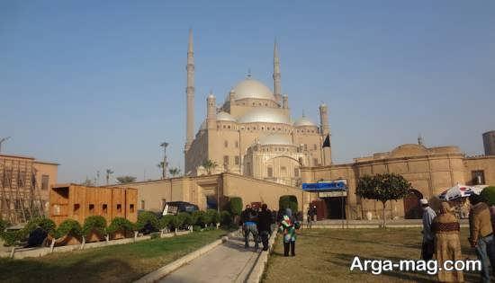 آشنایی با جاذبه های توریستی زیبای قاهره