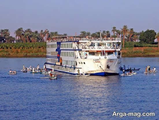مکان های دیدنی و تماشایی قاهره