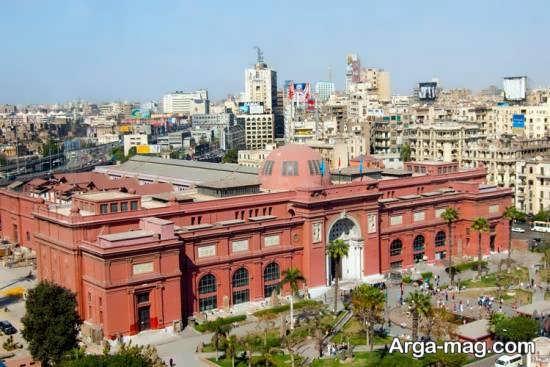 آشنایی با مکان های گردشگری قاهره