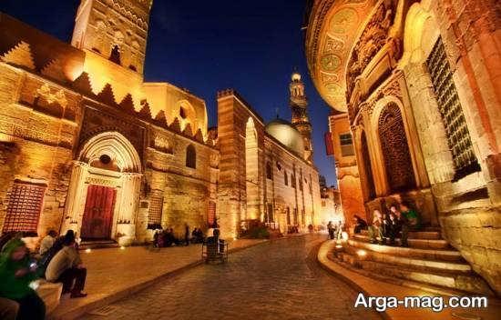 دیدنی های شهر قاهره واقع در مصر