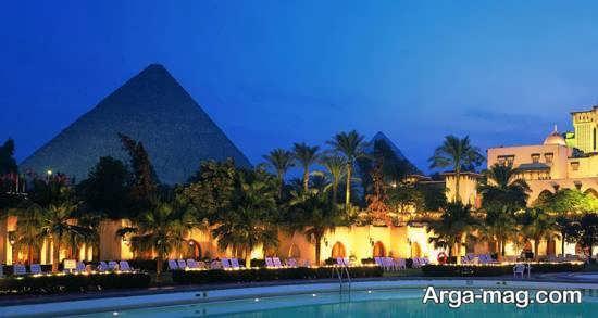 آشنایی با مکان های توریستی و تماشایی قاهره