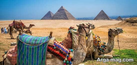 آشنایی با دیدنی های قاهره