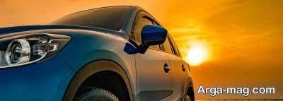 نگهداری از اتومبیل در هوای گرم