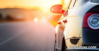 نگهداری از خودرو در هوای گرم