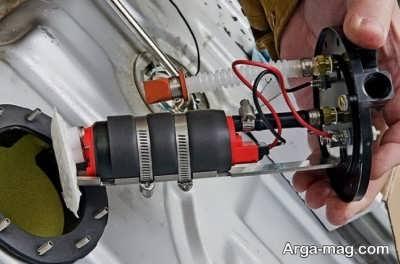بررسی خرابی پمپ بنزین خودرو