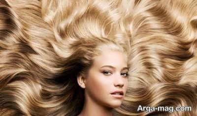 نحوه نگهداری از موی رنگ شده
