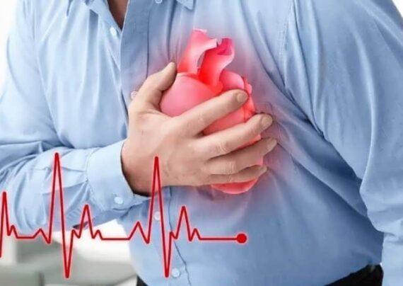 علت تیر کشیدن قلب و روش های درمان آن