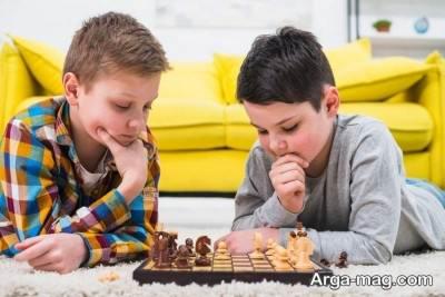 فواید یادگیری شطرنج توسط کودکان