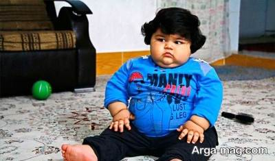 نوزادانی که از شیر مادر تغذیه شدند کم تر دچار چاقی می شوند.