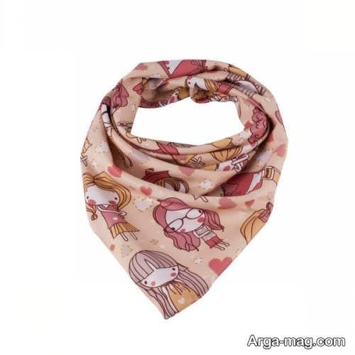 روسری زیبا و طرح دار