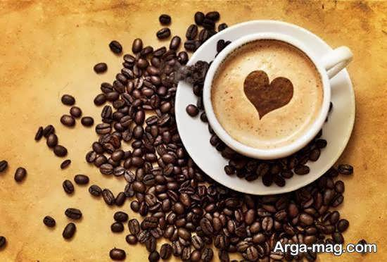 طرح هایی دوست داشتنی ازتزیینات قهوه