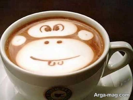 طرح های لاکچری دیزاین قهوه