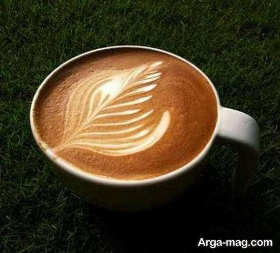 طرح های ایده آل از دیزاین قهوه