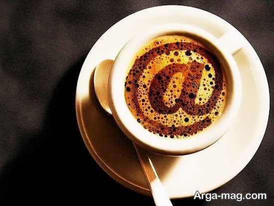تزیینات شیک و خاص قهوه
