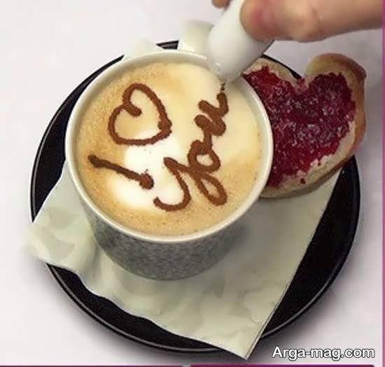 نمونه هایی فوق العاده و ناب از تزیین قهوه