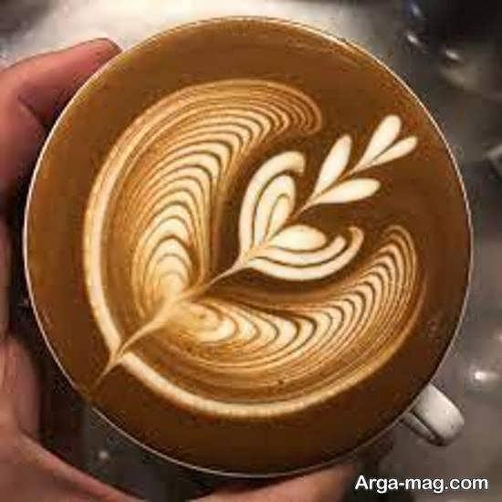 نمونه هایی ایده آل و شیک از دیزاین قهوه