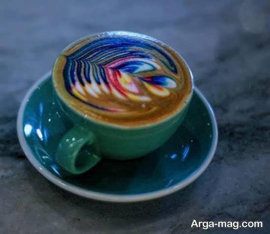 تزیینات قهوه با شیوه های متفاوت و بینظیر