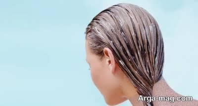 رنگ کردن موی فر برای خانم ها