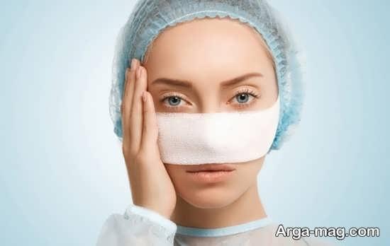 انواع عوارض شایع بعد از جراحی بینی