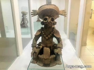 بازدید از موزه مجسمه سازی